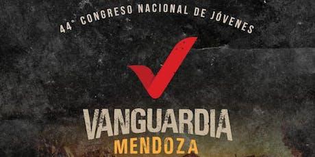 Congreso Nacional Juvenil JEBA entradas