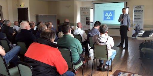 IGA Member Event - Peterborough