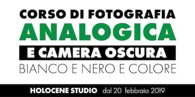 Corso di Fotografia Analogica - Prima Lezione Gratuita