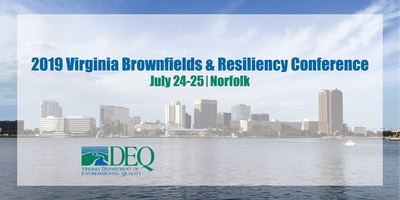 2019 Virginia Brownfields & Resiliency Conference