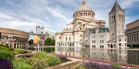 Organ Concert at the Christian Science Plaza tickets