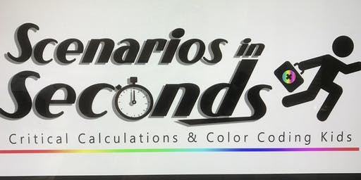 Scenarios In Seconds: Critical Calculations & Color Coding Kids ~ Texas