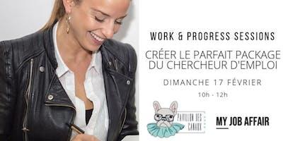 Work&Progress Session : Créer le parfait package