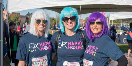 Fresno 5k Happy Hour Run