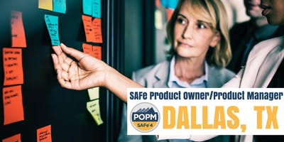 SAFe Product Owner/Product Manager 4.6  Certification: Ultimate Agile Experience