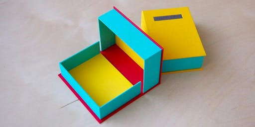 Introduction to Boxmaking: Solander Box