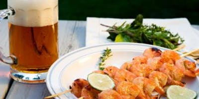 Pop-up Beer DInner with Noble Rey Brewery