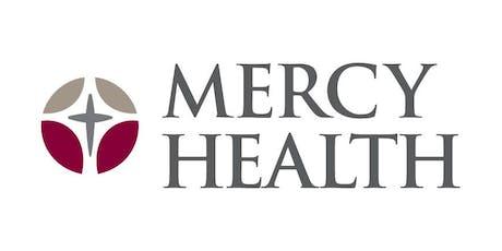 Mercy Health Student Heart Screenings - August 2019 tickets