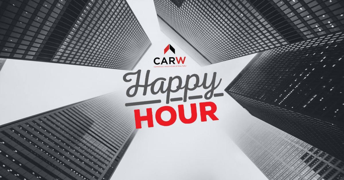 2019 February Happy Hour Presented by REDICom