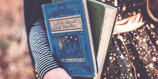 ★ ART WORKSHOP FOR ADULTS ★  SPELL BOOK - HARRY POTTER THEMED ART WORKSHOP