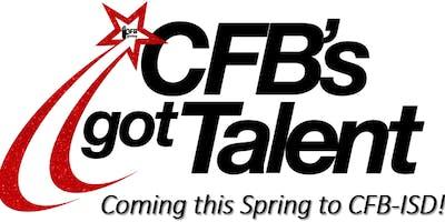 CFB's Got Talent:  RL Turner High School Audition