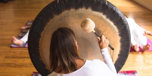 Midweek Relax and Recharge: Gong Sound Meditation
