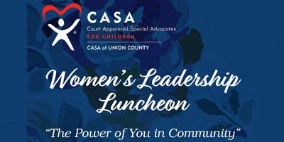 Women's Leadership Luncheon: The Power of You in Community