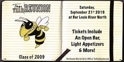 Hinsdale South Class of 2009: Ten Year Reunion