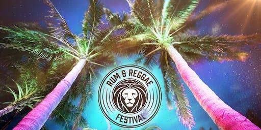Rum & Reggae Festival - Weston-super-Mare