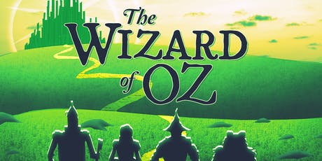 The Wizard of Oz tickets