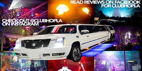 LIMO RIDE & VIP ENTRY TO HOLLYWOOD CLUBS  tickets