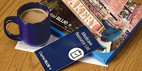 Coffee Club at Capital Blue tickets