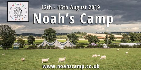 Noah's Camp 2019 tickets