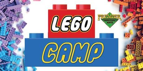 LEGO Summer Camp / Belt Ranking Camp tickets