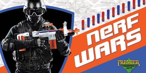 Nerf Wars Summer Camp