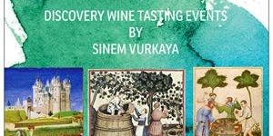 DISCOVERY WINE TASTINGS AND CONSULTANCY BY SINEM VURKAYA