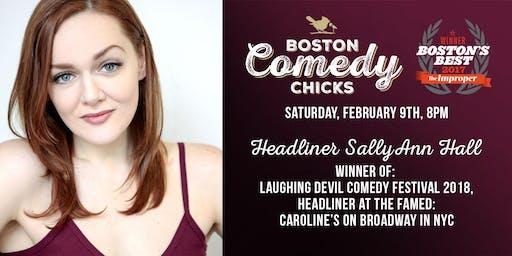 波士顿喜剧小鸡周六秀