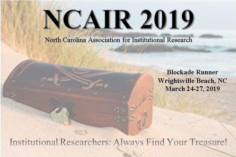 2019 Annual NCAIR Conference - Institutional