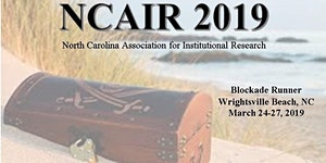 2019 Annual NCAIR Conference - Institutional...