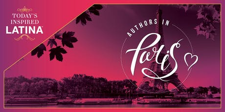 Today's Inspired Latina - Authors in Paris 2019 billets