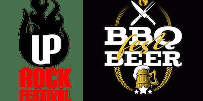 UP Rock Festival + BBQ Fest Beer - Dias 30 e 31/8 e 1/9/2019.