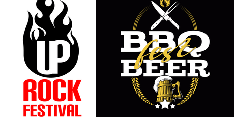 UP Rock Festival + BBQ Fest Beer - Dias 30 e 31/8 e 1/9/2019. ingressos