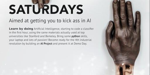 AI Saturdays Lima - 12 sessions