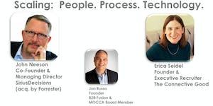 B2B Scalability:  People, Process, Technology