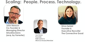 B2B Scalability:  People, Process, Technology