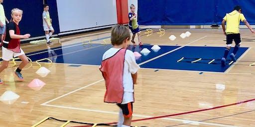 Post-Summer Indoor Soccer Camp - August 5-9, 2019 (K - 8th grade)