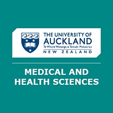 The University of Auckland, Faculty of Medical and Health Sciences logo