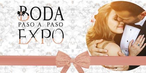 Boda Paso a Paso  Expo 8 Sep19