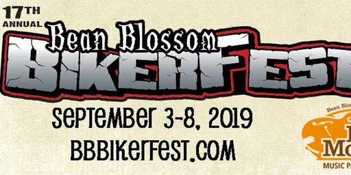 17th annual Bean Blossom BikerFest 2019