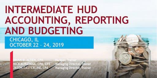 INTERMEDIATE HUD ACCOUNTING, REPORTING & BUDGETING