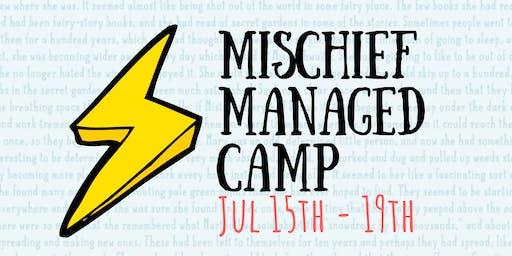 Summer Camp: Mischief Managed