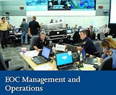 FEMA G-775 EOC Management and Operations