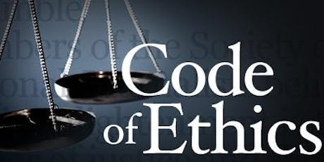 Code of Ethics with Elida Baverman 3HR CE Credit tickets