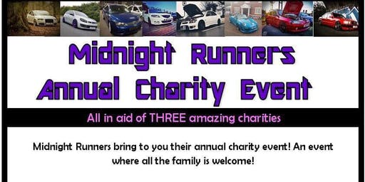 Midnight Runners Annual Charity Event