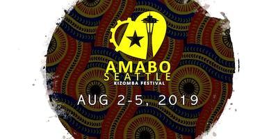 Amabo Seattle Kizomba Festival - 2019