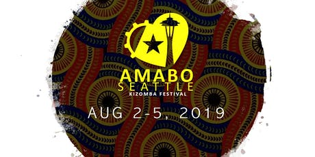 Amabo Seattle Kizomba Festival - 2019 tickets