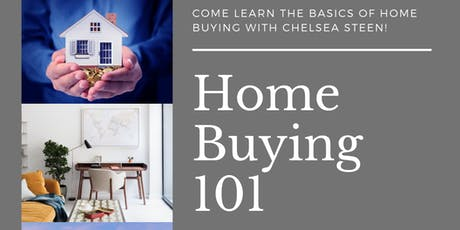 Home Buying 101 (Food, Education and Networking) tickets