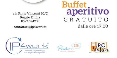 Inaugurazione sede Reggio Emilia - IP4work srl