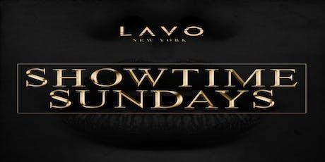 Lavo Nightclub Sundays tickets