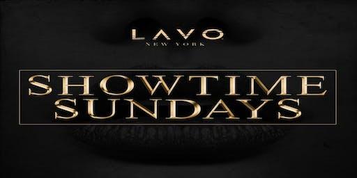 Lavo Nightclub Sundays